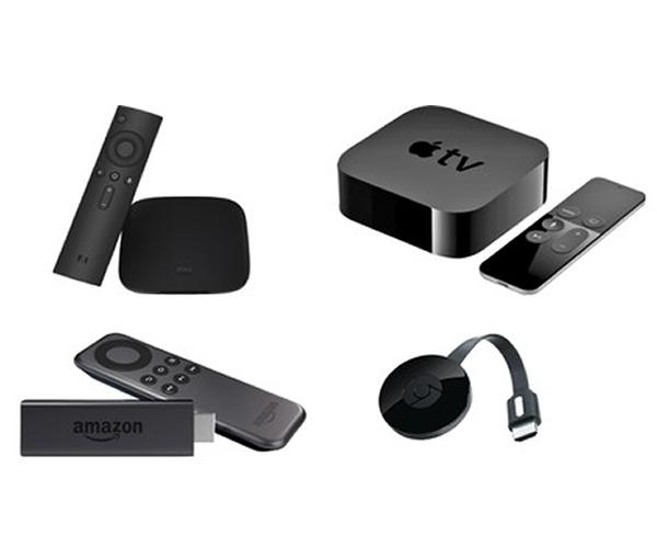 Chromecast y TV Box