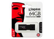 Memoria USB Kingston 64GB DT100 G3 3.0