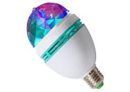 Foco Giratorio Led RGB para Fiestas 3W