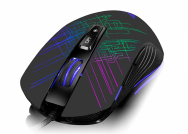 Mouse Gamer Micronics Furious MIC GM860