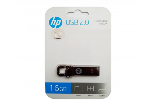 Memoria USB HP - 16GB Metal V250W
