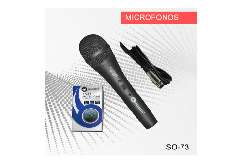 MICROFONO SOOOM STANDARD SO-73