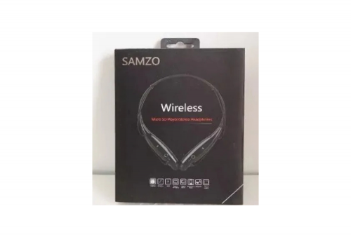 AUDIFONO BLUETOOTH SMARTH SAMZO