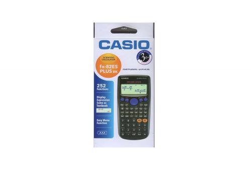 Calculadora Cientifica Casio FX-82ES PLUS BK