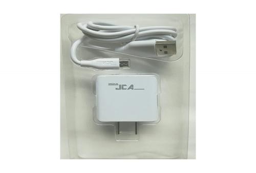 Cargador JCA Doble Entrada Type C y USB
