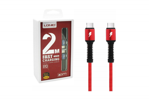 Cable LDnio LC92 Type C