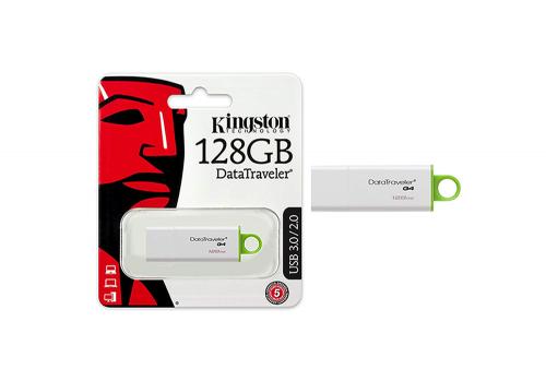 MEMORIA USB 128GB KINGSTON DTG4