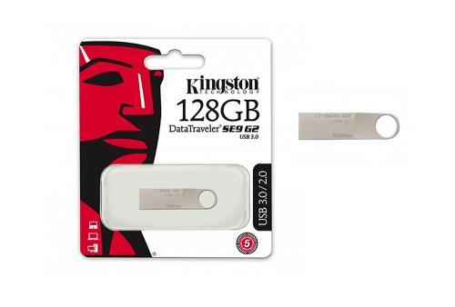 MEMORIA USB 128GB KINGSTON SE9 G2 Metal
