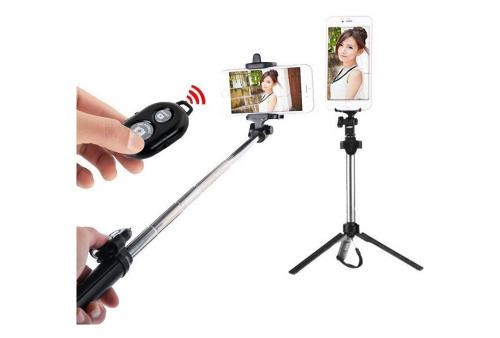 Palo Selfie con Control BLUETOOTH