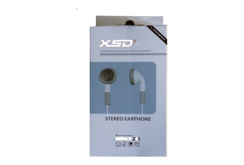 Audifono XSD BASS