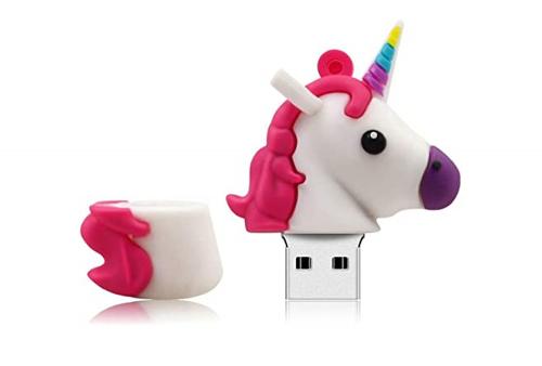 Memoria USB con diseño de dibujos animados 16GB