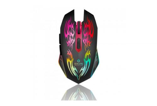 Combo Gamer Enkore Invictus Teclado y Mouse