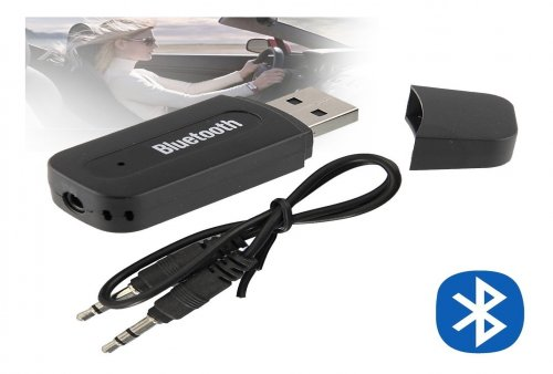 Receptor de Audio Dongle Bluetooth 5.0 - BT-118