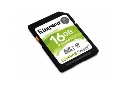 Memoria SD 16GB UHS-I Clase 10