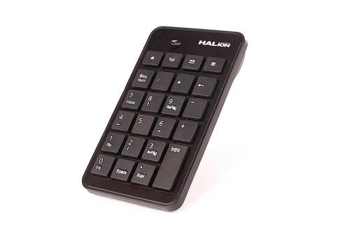 Teclado Numerico K-119 Halion