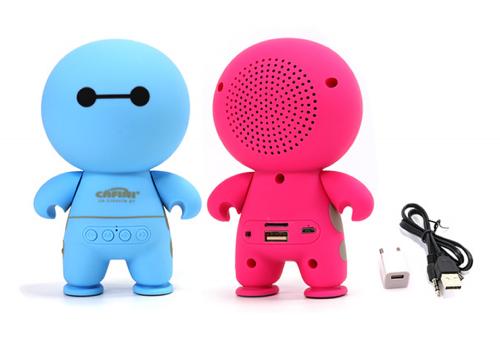 Parlante Cafini CN-S3684 FM- Bluetooth