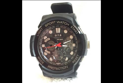 Reloj Deportivo O.T.S T8076G-A