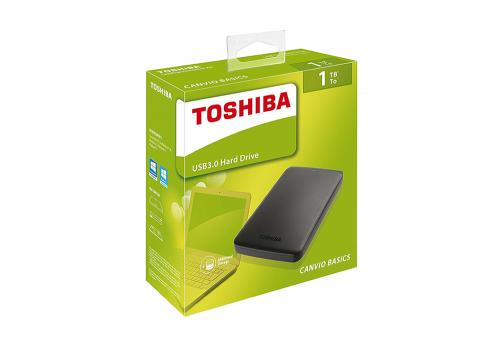 Disco Duro Toshiba 1TB 3.0 BASIC