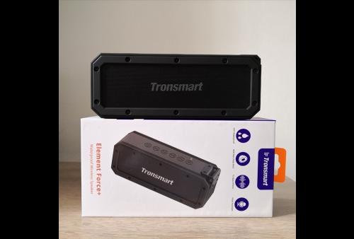 Parlante Tronsmart Elemet Force Mas Bluetooth 40W IPX7