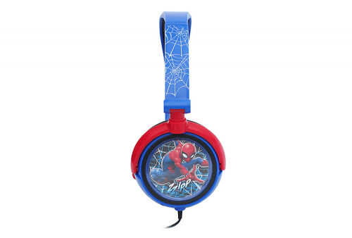 Audifono Marvel SpiderMan Plegable (HP1-02044-ESP)