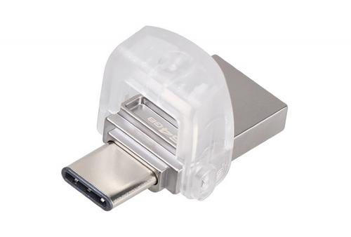 Memoria USB Kingston DTDUO3C 64GB  MicroDuo 3C USB3.1