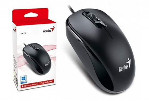 Mouse Optico Genius DX-110