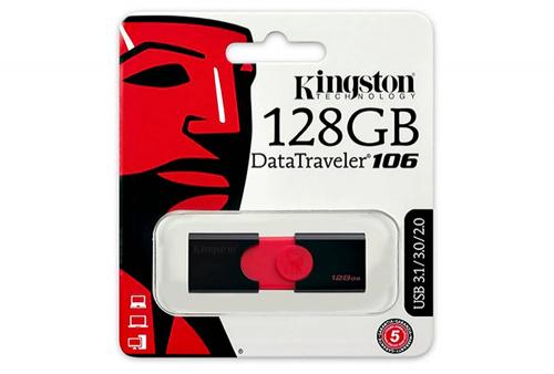 MEMORIA USB 128GB KINGSTON DT106