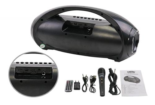 Parlante Cafini CN-S3687 FM Bluetooth 80W
