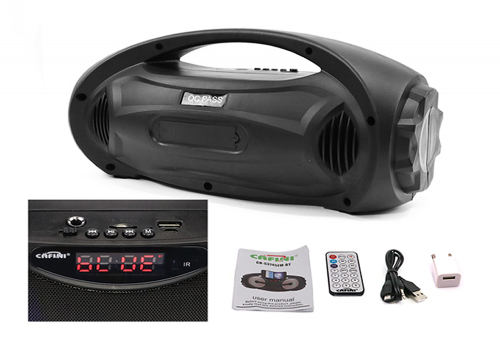 Parlante Cafini CN-S3745 FM Bluetooth