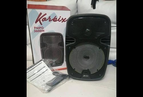 Parlante Korbix KX-803