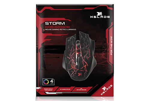 Mouse Gamer Storm GXB-MO328