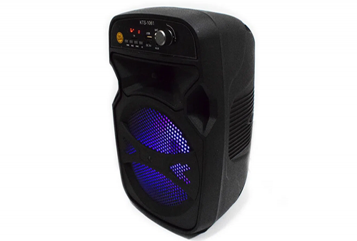 Parlante KTS-1061 Bluetooth FM USB SD Microfono