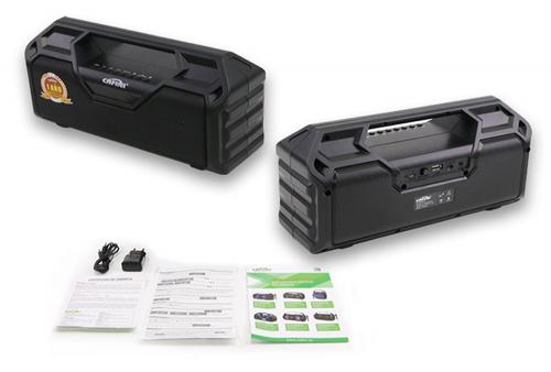 Parlante Cafini CN-S3609FM-Bluetooth