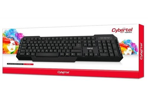 Teclado Cybertel Vortex CYB K206