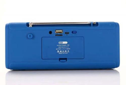 Parlante Bluetooth WSA-847