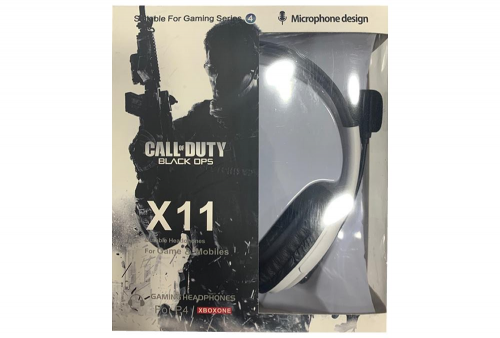 Audifono Gamer Call Duty X11