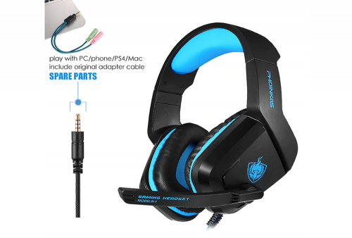 Audifono Gamer Gamingt Headse H-1