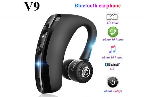 Auricular con Bluetooth manos libres PL-V9