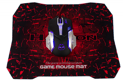 Pad Mouse Halion Gaming