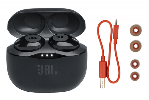 Audifonos Bluetooth True Pure Bass Sound JBL Tune 120 Tws