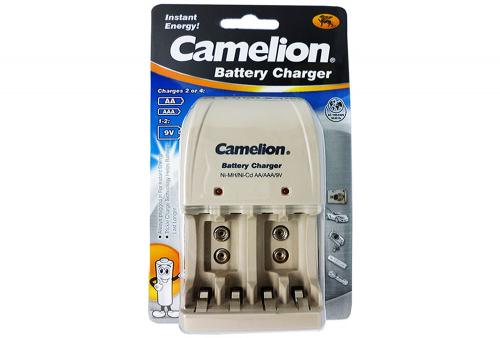 Cargador de Pilas Camelion BC-0904SM