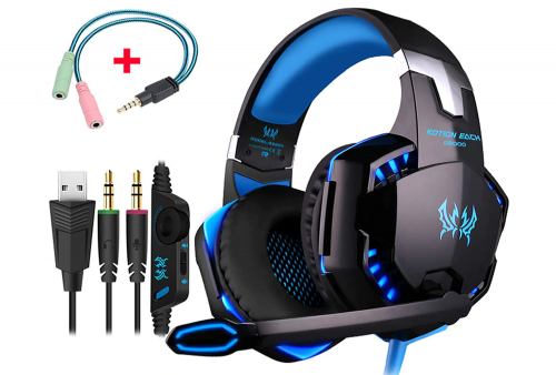 Audifono Gamer Kotion Each G2000