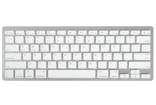 Teclado Inalambrico Bluetooth para PC, Laptop BK3001
