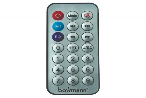 Parlante Bluetooth Bowmann BTS-265K