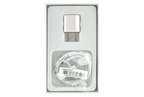 Kit Cargador de Iphone Original