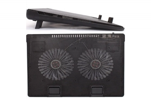 Cooler para Laptop de 17 Pulgadas Cooling Pad 668