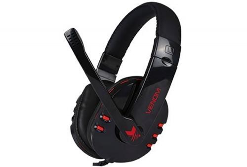 Audifono Gamer XBlade Venom GXB-HG8311 Negro
