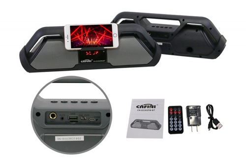 Parlante Bluetooth Cafini CN-S3383FM-BT