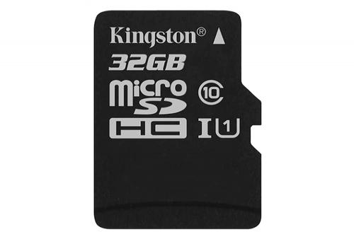 Memoria Micro SD UHS-I Kingston Canvas Select 32GB Clase 10