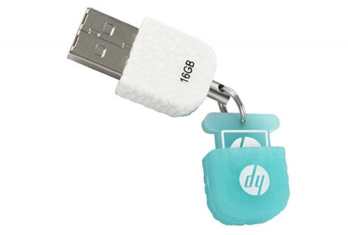 Memoria USB 16GB Flash Drive V175W Celeste